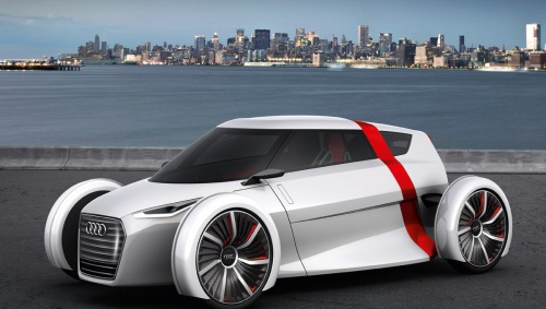 Audi Urban Concept @AUDI AG