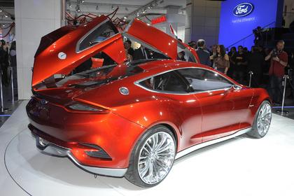 Ford Evos Concept (c) unitedpictures